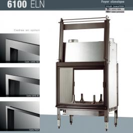 Cheminée - Foyer classique 6100
