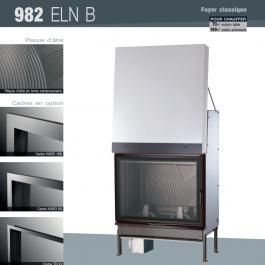 Cheminée - Foyer classique 982 ELN B