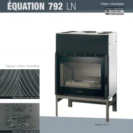 Cheminée - Foyer classique Equation 792