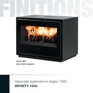 poele infinity 800
